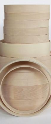 Cerchi per tamburi a cornice . Frame drum hoops. Cadre en bois pour des tambour à main o percussion d'ambiance .